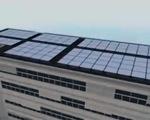Tấm pin năng lượng mặt trời siêu tiết kiệm mới