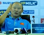 HLV Park Hang Seo đánh giá kỹ thuật cầu thủ Việt Nam không thua kém cầu thủ Hàn Quốc