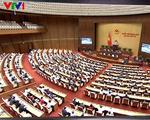 Bốn nhóm vấn đề sẽ được Quốc hội chất vấn