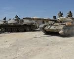 Các lực lượng ở Syria tăng cường tấn công IS ở Raqqa