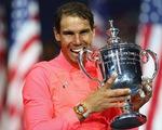 Rafael Nadal lên ngôi tại giải quần vợt Mỹ mở rộng 2017