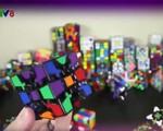 Chơi Rubik - Trò chơi trí tuệ được nhiều trẻ em ưa thích