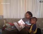 Bé trai 4 tuổi đọc 100 cuốn sách mỗi ngày