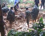 Sạt lở ở Quảng Nam: Đã tìm thấy 7 thi thể nạn nhân