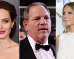 Cả vợ và bạn gái cũ của Brad Pitt đều từng bị Harvey Weinstein gạ tình