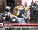 Ucraina: Cựu Tổng thống Gruzia dọa nhảy lầu khi bị khám nhà