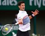 Pháp mở rộng 2017: Djokovic thắng trận đấu cùng HLV Agassi