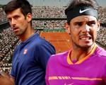 Lịch thi đấu Pháp mở rộng 2017 ngày 6/6: Sẽ có trận bán kết trong mơ Djokovic - Nadal?