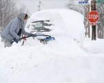 Cảnh báo giá lạnh năm mới tại Mỹ