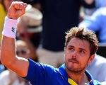 Pháp mở rộng 2017: Thắng kịch tính Murray, Wawrinka vào chung kết