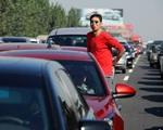 Trung Quốc: Nhiều tuyến đường bị ách tắc dịp nghỉ lễ Quốc khánh và Trung thu