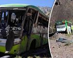 Tai nạn xe bus tại Colombia, gần 50 người thương vong