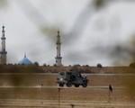 Israel đóng cửa khẩu biên giới với Dải Gaza