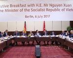 Thủ tướng kêu gọi tập đoàn của Đức đầu tư mạnh mẽ hơn vào Việt Nam