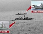 Hải quân Anh theo sát tàu chiến Nga