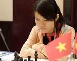 Thảo Nguyên tiếp tục gây bất ngờ tại Giải cờ vua nữ vô địch thế giới 2017