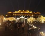 Huế đón tới 9.000 lượt khách mỗi tối sau khi mở cửa Đại nội về đêm