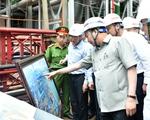 Thủ tướng thị sát Dự án xây dựng Nhà máy Nhiệt điện Thái Bình 1