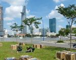 Giá đất tại Thủ Thiêm (TP.HCM) tăng khoảng 30 - 40