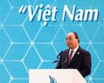 Thủ tướng phát biểu tại Hội nghị Thượng đỉnh Kinh doanh Việt Nam 2017