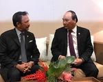 Thủ tướng đề nghị Brunei thúc đẩy đầu tư vào thị trường Việt Nam