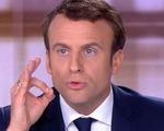Tổng thống Pháp công bố tầm nhìn về tương lai EU