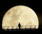 Siêu trăng đầu tiên trong năm 2018