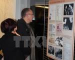 Triển lãm về danh nhân văn hóa kiệt xuất Hồ Chí Minh tại Pháp