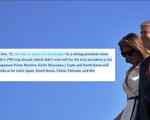 Tổng thống Mỹ tới châu Á: Chuyến đi nhiều ý nghĩa
