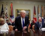 Tổng thống Mỹ Donald Trump chỉ trích hệ thống tòa án