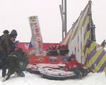 Độc đáo lễ hội hóa trang trượt tuyết trên dốc tại Nga