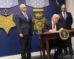 Tổng thống Mỹ ký các sắc lệnh tăng cường an ninh quốc gia