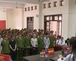 9 án tử hình trong vụ án ma túy tại Hòa Bình