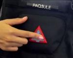 Paqsule – Túi xách thông minh khử mùi quần áo