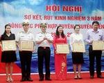 Vùng 5 Hải quân sơ kết 3 năm công tác tuyên truyền biển đảo