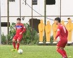 ĐT U22 Việt Nam tích cực tập luyện
