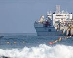Hoàn thành tuyến cáp biển hiện đại nhất xuyên Đại Tây Dương
