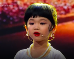 Tài năng MC 4 tuổi 'lột xác' thành phiên bản của NB Trác Thúy Miêu