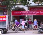 Tổ chức các điểm bán thịt lợn bình ổn giá