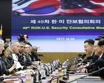 Đối thoại an ninh Mỹ - Hàn Quốc