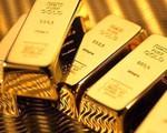 Giá vàng địa cầu bật tăng gần 1
