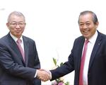 Việt Nam - Hàn Quốc đẩy mạnh hợp tác trong lĩnh vực tư pháp