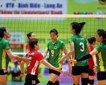 Vượt qua Thông tin Liên Việt Postbank, VTV Bình Điền Long An vô địch giải bóng chuyền VĐQG 2017