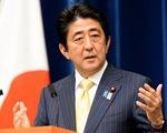 Ông Shinzo Abe tiếp tục được tín nhiệm giữ chức Thủ tướng Nhật