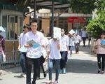 Bộ GD-ĐT kiểm tra công tác chuẩn bị thi THPT Quốc gia tại Nghệ An