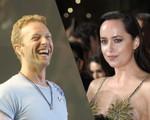 Sao phim 50 sắc thái hẹn hò với thủ lĩnh của Coldplay