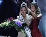 Người đẹp Nam Phi giành vương miện Hoa hậu Hoàn vũ 2017