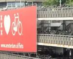Du lịch Amsterdam (Hà Lan) trên những chiếc xe đạp