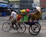 Xe lôi - Nét văn hóa độc đáo của thành phố Châu Đốc