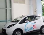 Dịch vụ chia sẻ ô tô điện - Phương thức giao thông thân thiện với môi trường ở Singapore